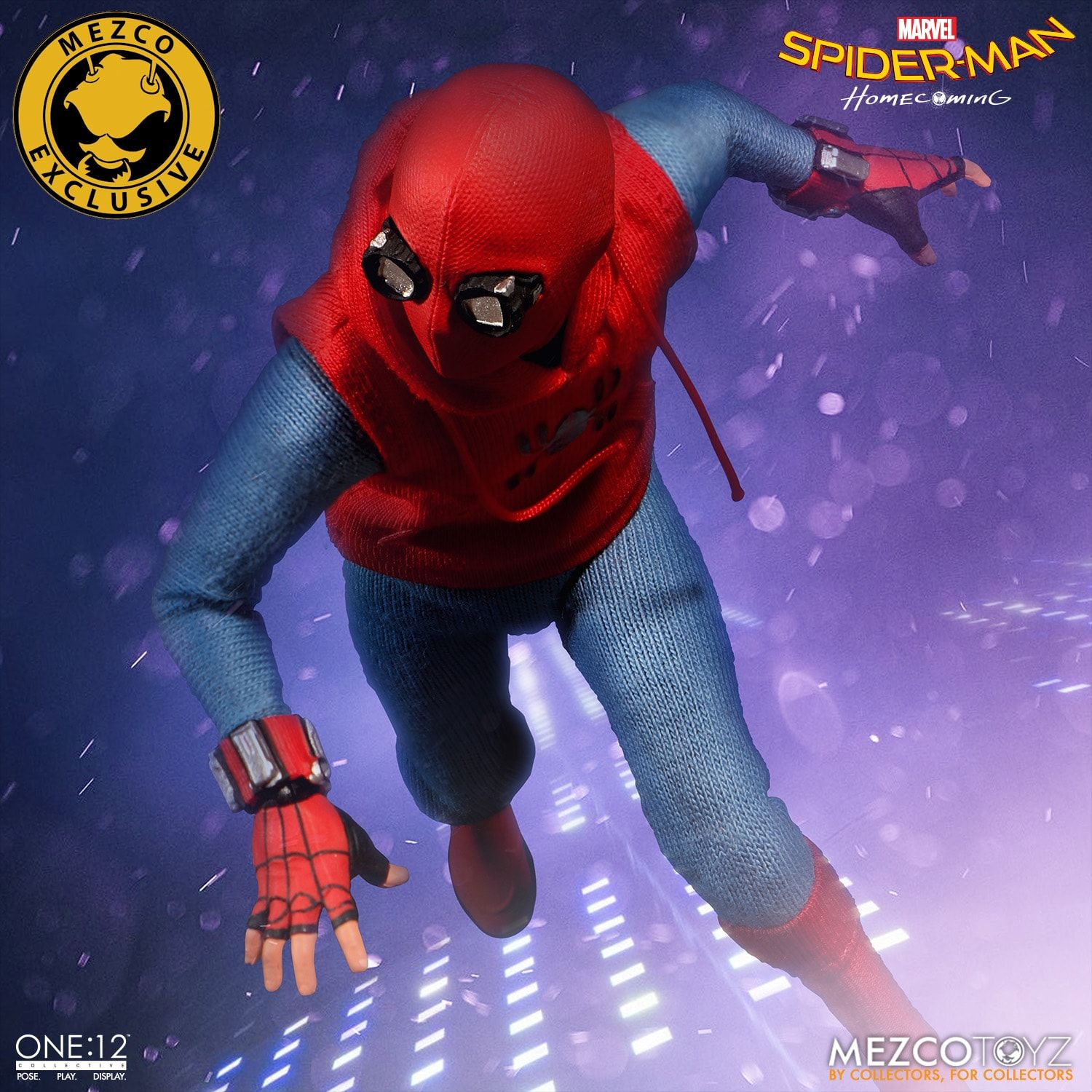 One 12 Collective Spider Man Homecoming Homemade Suit Edition
