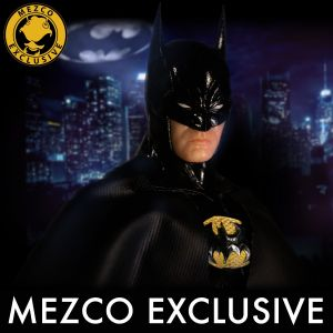 One:12 Collective Batman: Sovereign Knight - Onyx Edition