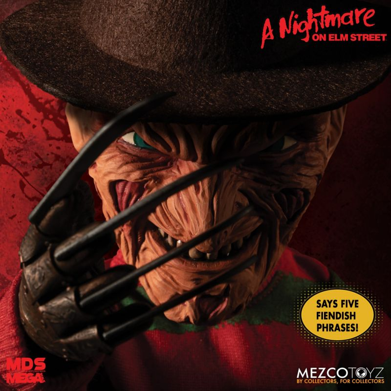 A Nightmare on Elm Street: Mega Scale Talking Freddy Krueger