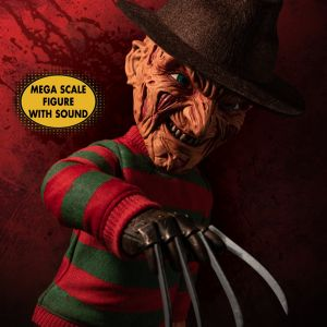 MDS Mega Scale A Nightmare on Elm Street: Mega Scale Talking Freddy Krueger