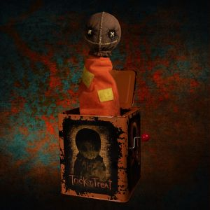 Burst-A-Box Trick 'r Treat: Sam
