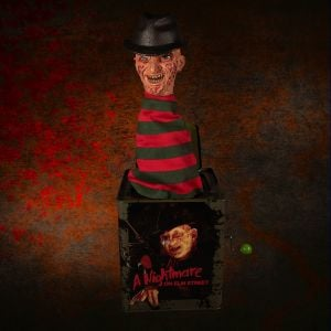 Burst-A-Box A Nightmare on Elm Street: Freddy Krueger