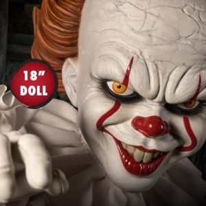 MDS Roto Plush IT: Pennywise Doll