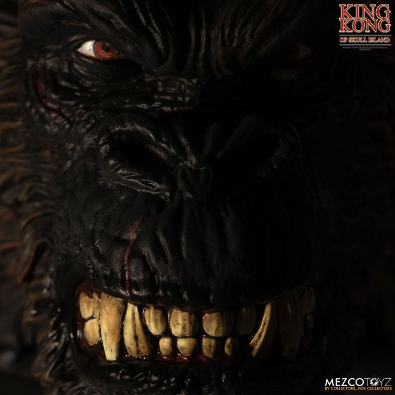 Ultimate King Kong of Skull Island
