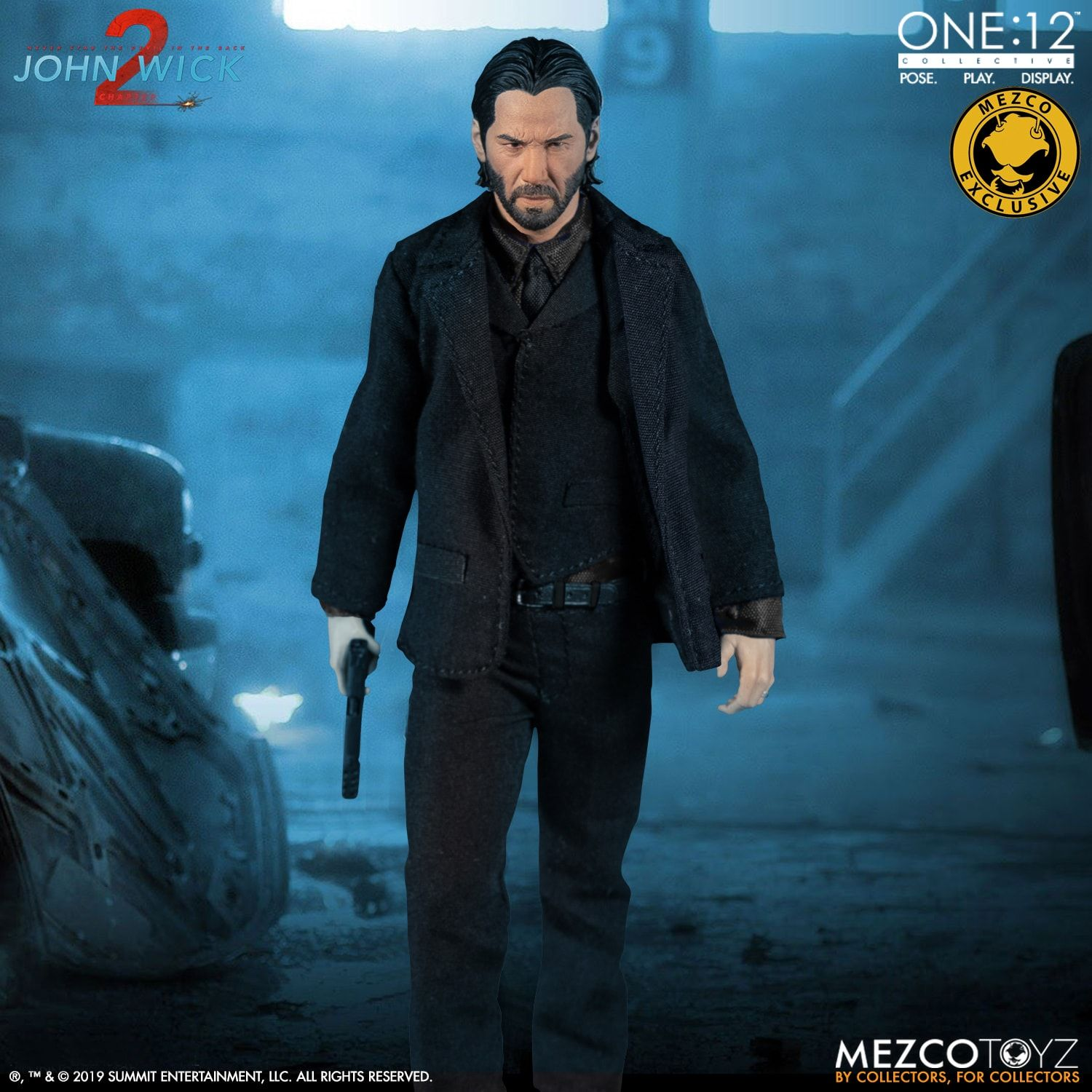 One 12 Collective John Wick Chapter 2 Deluxe Edition