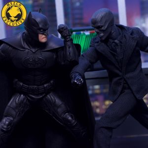 One:12 Collective Batman: Sovereign Knight vs Black Mask - Deluxe Box Set