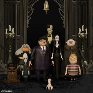 5 Points The Addams Family: The Complete Set
