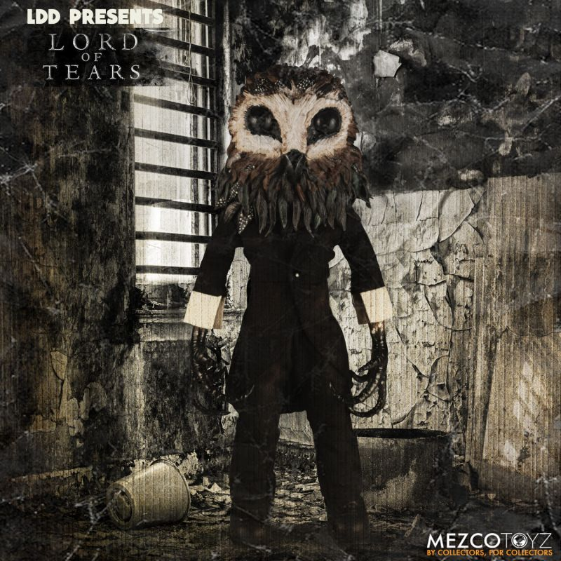 Lord of Tears: The Owlman