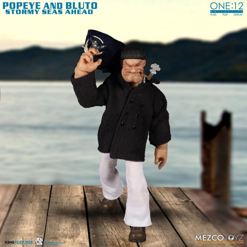 Popeye & Bluto: Stormy Seas Ahead Deluxe Box Set