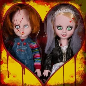 LDD Presents Chucky and Tiffany Boxed Set