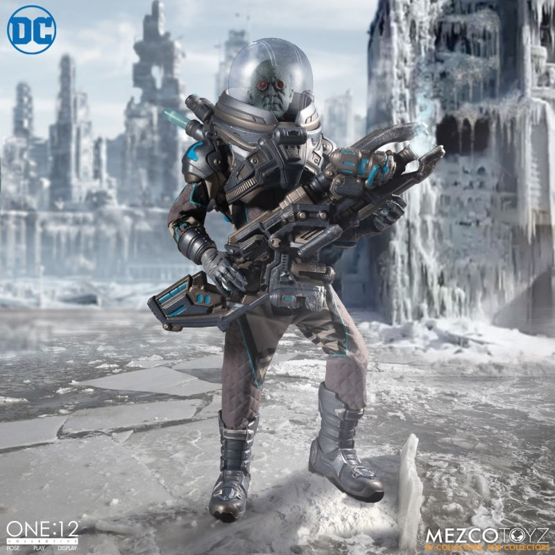 Mr. Freeze - Deluxe Edition