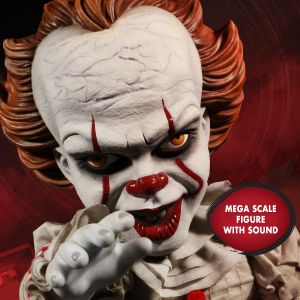 MDS Mega Scale IT: Mega Scale Talking Pennywise