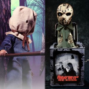 Burst-A-Box Friday The 13th Bundle - Burst-A-Box & LDD Presents Jason Voorhees