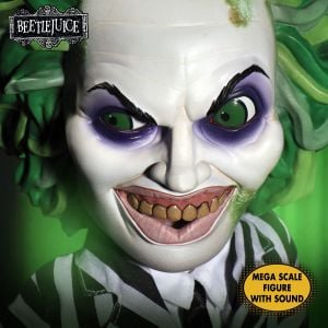 MDS Mega Scale Talking Beetlejuice