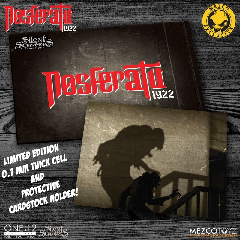 Silent Screamers: Nosferatu Bundle - SIZE XX-LARGE