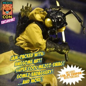 One:12 Collective Mezco Con 2020: Summer Edition - Booth-In-A-Box