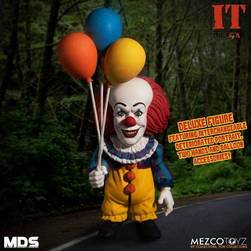 IT (1990): Deluxe Pennywise