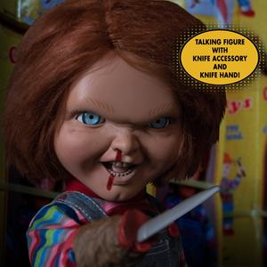 MDS Mega Scale Child's Play 2: Talking Menacing Chucky
