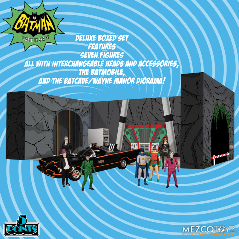 Batman (1966): Deluxe Boxed Set