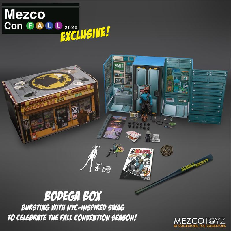 Mezco Con 2020: Fall Edition - Bodega Box