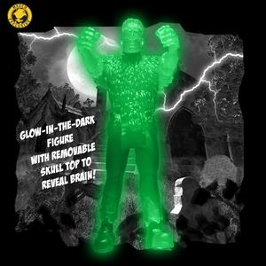 5 Points Mezco's Monsters: Glow-in-the-Dark The Frankenstein Monster