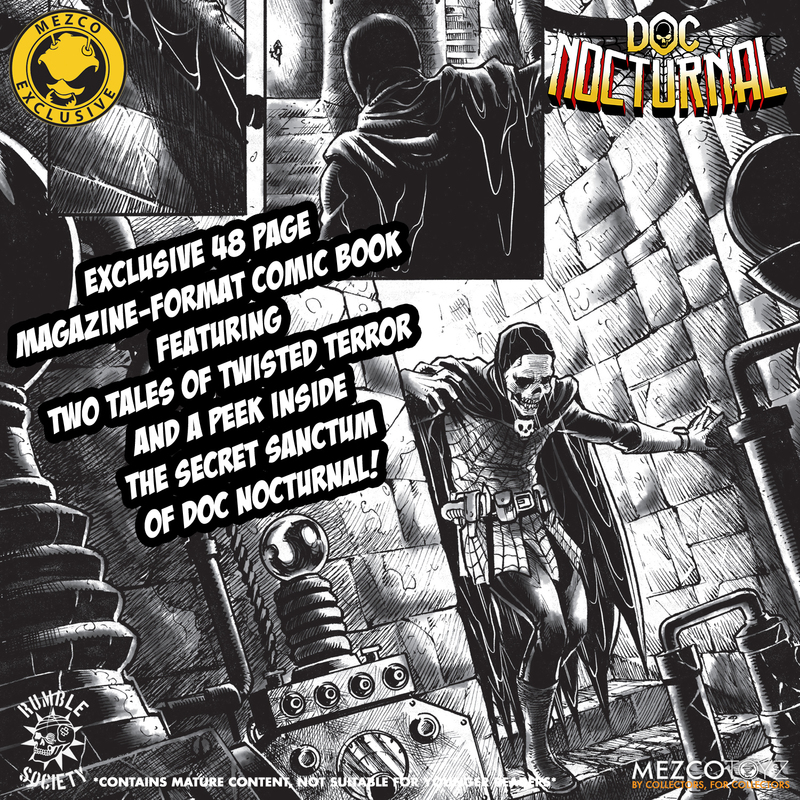 Doc Nocturnal: Issue 1