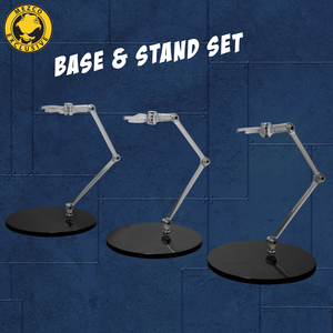 One:12 Collective Base & Stand Set