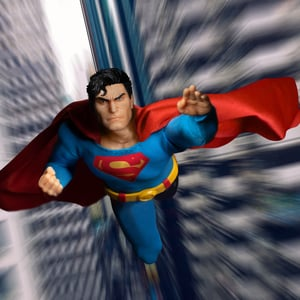 One:12 Collective Superman - Man of Steel Edition