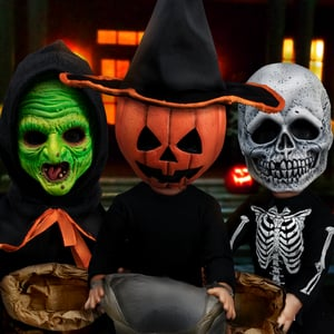 LDD Presents Halloween III: Season of the Witch Trick-or-Treaters Boxed Set