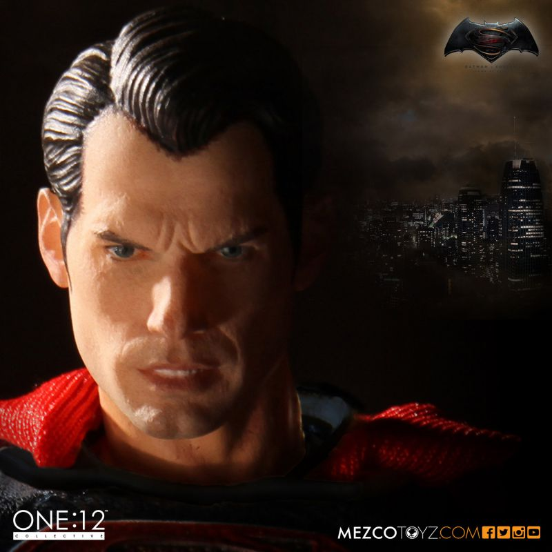 One:12 Collective Dawn of Justice: Superman by Mezco Toyz