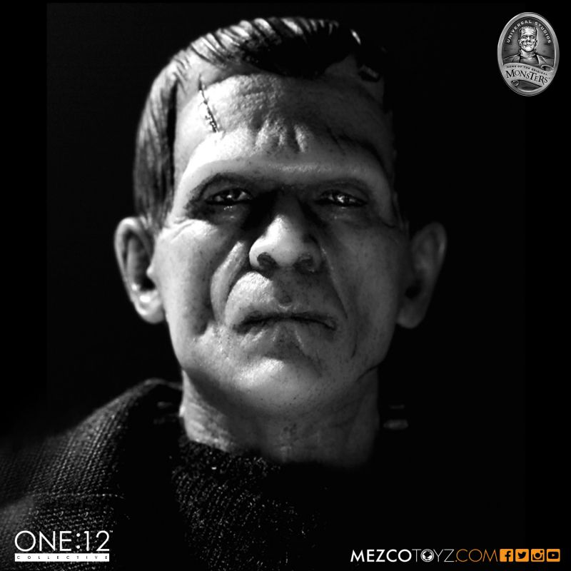 Universal Monsters: Frankenstein