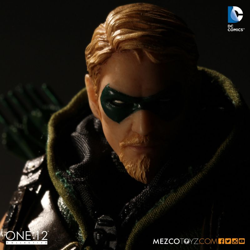 One:12 Collective DC Comics Green Arrow 6&quote; Action Figure by Mezco Toyz