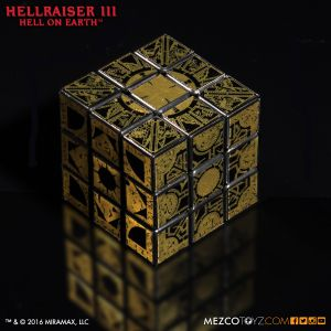 Hellraiser III: Hell on Earth Lament Configuration Puzzle Cube by Mezco Toyz