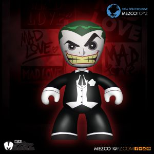 Mez-itz Mad Love Joker & Harley Quinn Con Exclusive