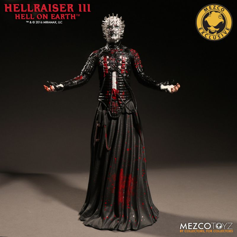Hellraiser III: Hell on Earth Bloody Pinhead 12