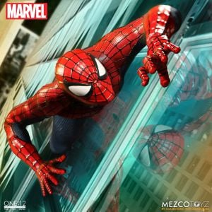 One:12 Collective Marvel's Spider-Man by Mezco Toyz
