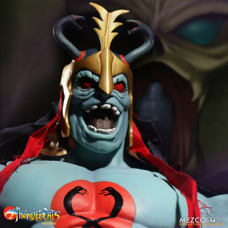 ThunderCats Mega Scale Mumm-ra Glow-in-the-Dark Edition