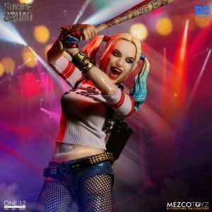 One:12 Collective DC Comics Suicide Squad Movie Harley Quinn by Mezco Toyz