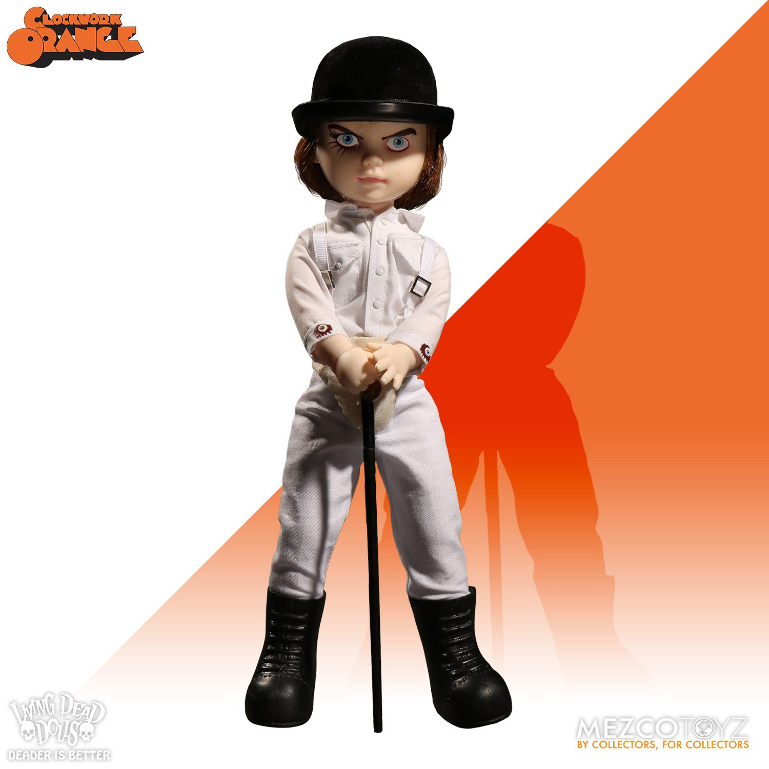 a clockwork orange good riddance to As stanley kubrick's a clockwork orange turns 45, does it still have the  it's a  matter of liberty to choose between good and evil, wherever it.