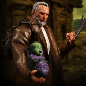 One:12 Collective Old Man Logan