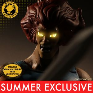 Thundercats Lion-O with Light Up Eyes