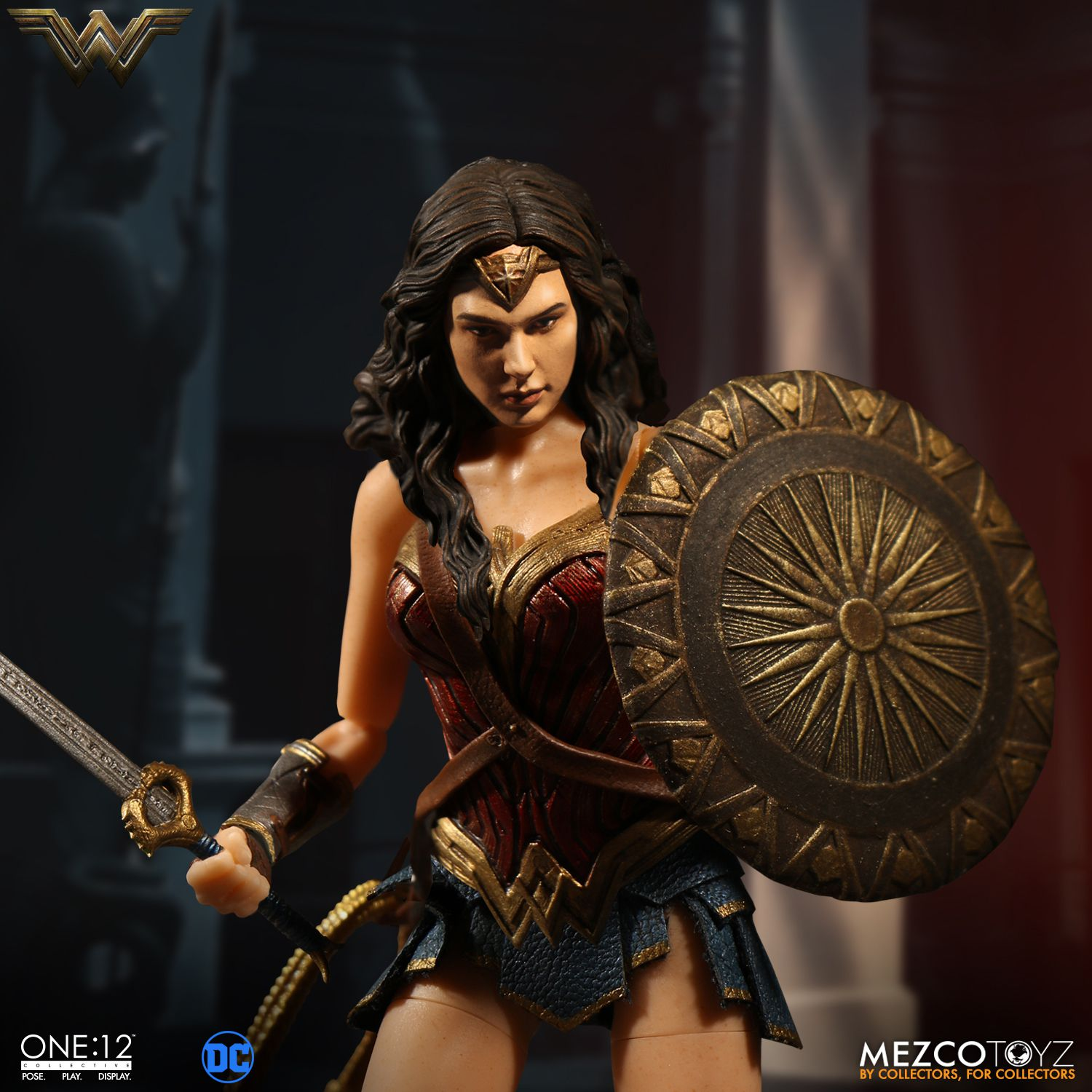 Warriors Of The Dawn 2017 Sub Indo: One:12 Collective Wonder Woman