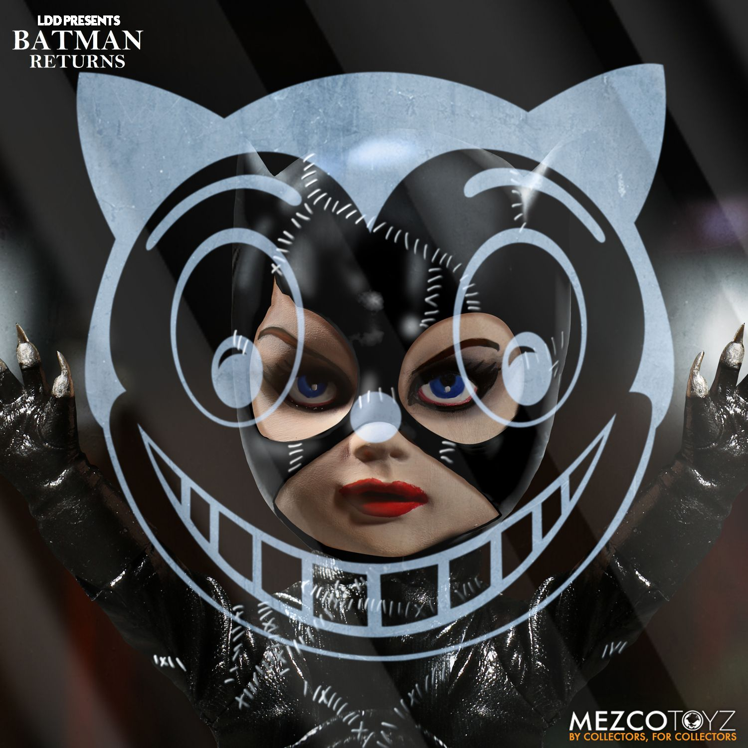Catwoman Living Dead Dolls LDD Presents Mezco Batman Returns