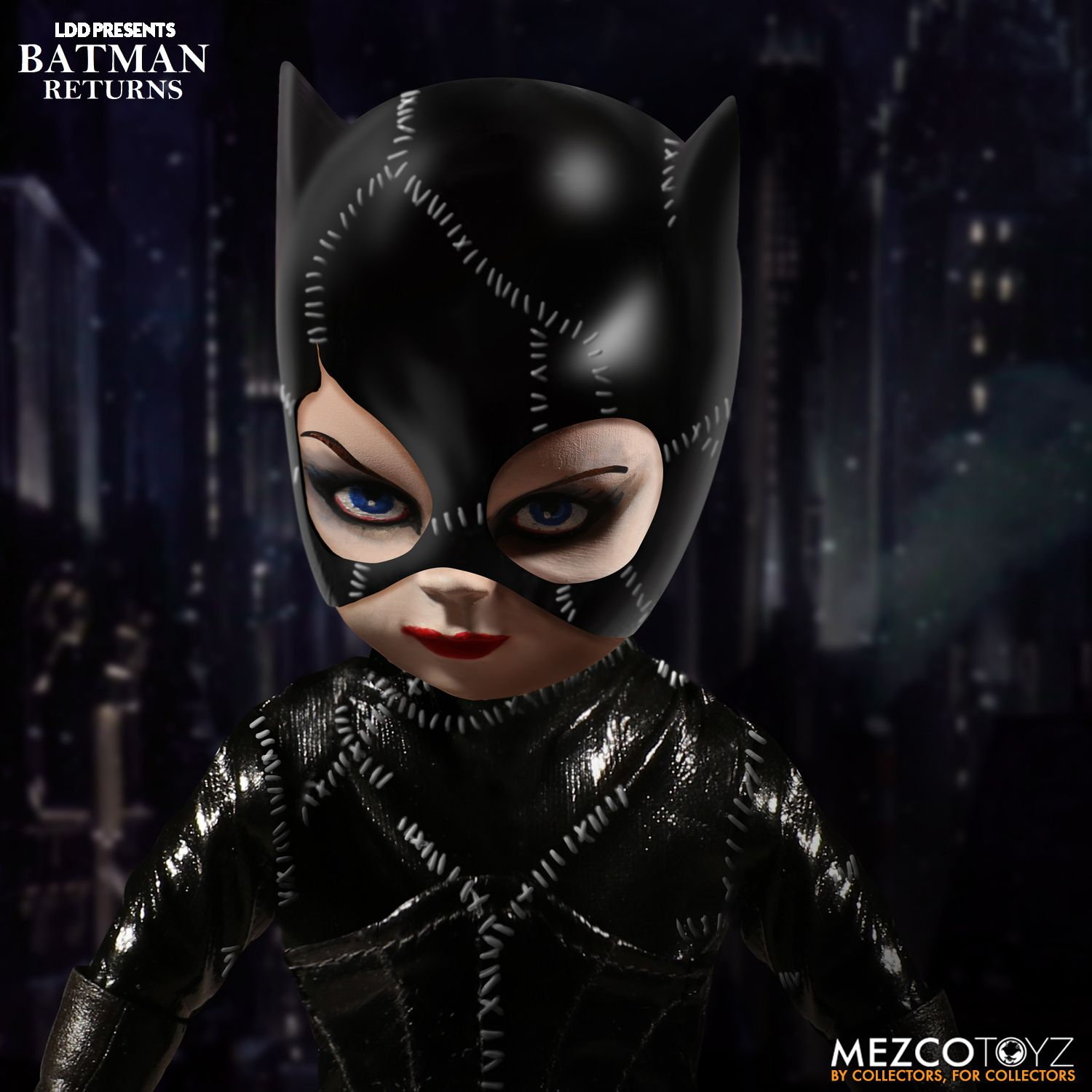 Ldd Presents Batman Returns Catwoman Mezco Toyz
